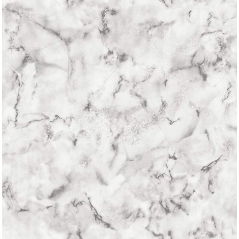 Fine Decor Wallpaper | Urban Walls Marble Grey | UW24771