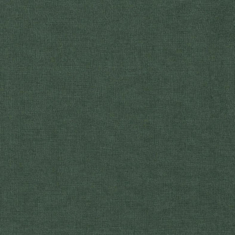 Freundin Linen Green Wallpaper | Rasch 466140 | Linen Wallpaper
