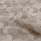 SALE Belgravia Tempo Wallpaper | Verdi Latte | GB7332