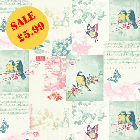 SALE Holden Decor | Songbird Multi | 11260