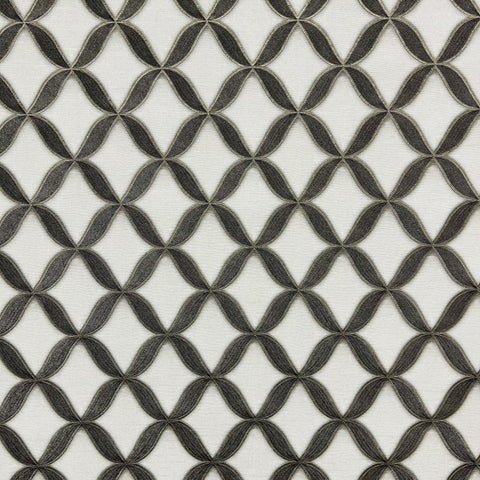 Stitch Lattice Black/White | Design id Wallpaper | FT221224
