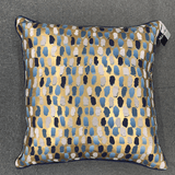 Nilufa Navy Blue Cushion