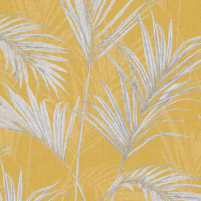 GranDeco Life Wallpaper | Myriad Palm Yellow | MY2001