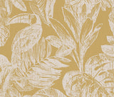 GranDeco Life Wallpaper | Rebecca Tropical Yellow | MY3402