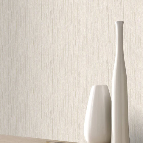 Rasch Wallpaper | Texture Hessian Neutral/Gold | WonderWall by Nobletts