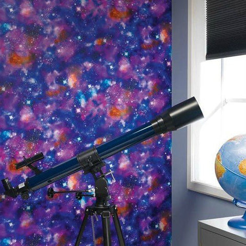 Rasch Wallpaper | Space & Stars Glow In The Dark | Wonder Wallfashions