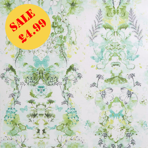SALE Holden Wallpaper | Penelope Green | 11870
