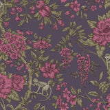SALE Holden Wallpaper | Bertuccia Plum | 98112