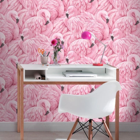 Rasch Taste Wallpaper | Pink Flamingo | 277890