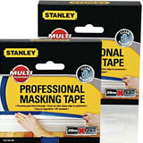 Stanley Professional Masking Tape 25mmx50m