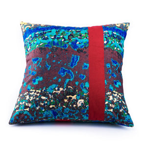 Scopophilic Pleasures Cushions by Sally Gilford <br>Original Textile Design