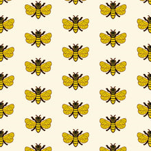 Load image into Gallery viewer, Bee Tea Towel
