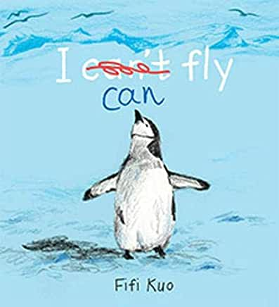 I Can Fly paperback