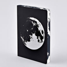 Load image into Gallery viewer, Moon Graphic - Large Notebook