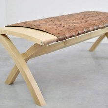 Load image into Gallery viewer, Beam Bench <br>by Katie Walker