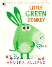 Load image into Gallery viewer, Little Green Donkey