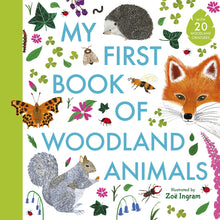 Load image into Gallery viewer, My First Book of Woodland Animals