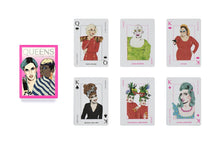 Load image into Gallery viewer, Queens Playing Cards