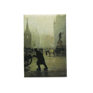Magnet - Albert Square by Adolphe Valette