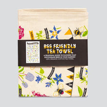 Load image into Gallery viewer, Tea Towel - Bee Friendly
