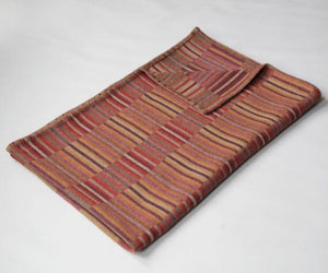Reeds Pattern Throw <br>by Chalk Wovens