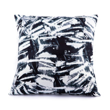 Load image into Gallery viewer, Flick Flack Cushions by Sally Gilford <br>Original Textile Design
