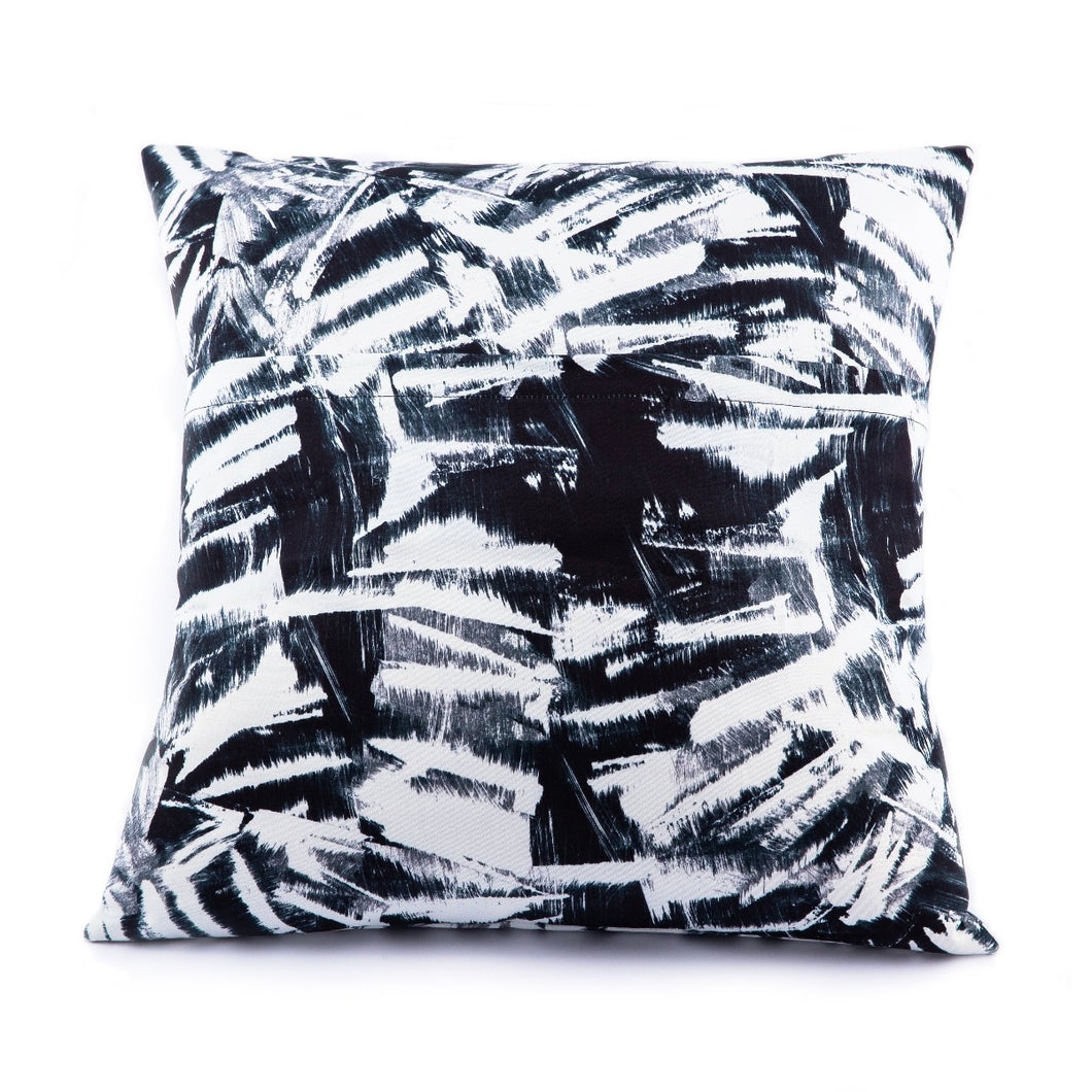 Flick Flack Cushions by Sally Gilford <br>Original Textile Design