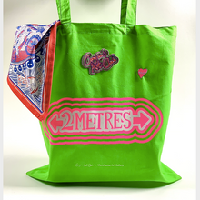 Load image into Gallery viewer, Grayson's Art Club: 2 Metres Tote Bag