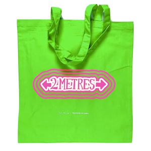 Grayson's Art Club: 2 Metres Tote Bag