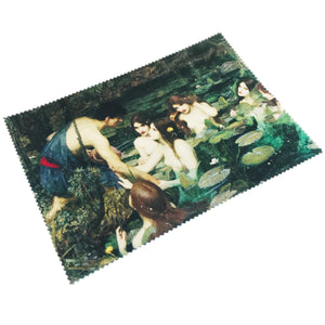 Lens Cloth - Hylas and Nymphs