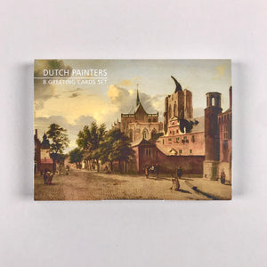 Dutch Painters Notecard Set: Landscapes