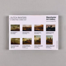 Load image into Gallery viewer, Dutch Painters Notecard Set: Landscapes