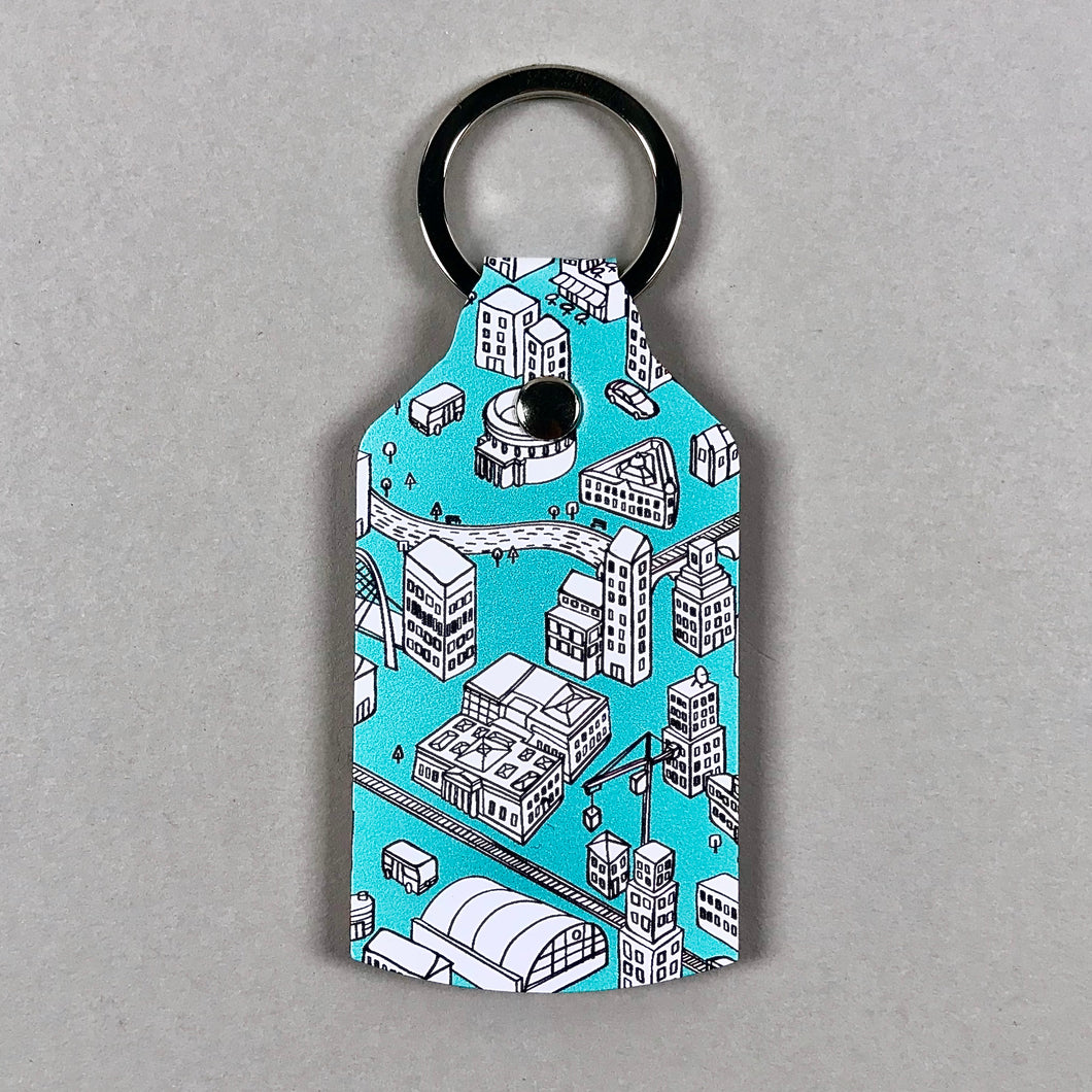 Keyfob - Our Manchester