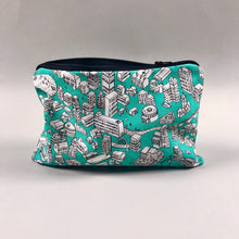 Load image into Gallery viewer, Zipped Pouch Bag - Our Manchester