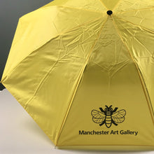 Load image into Gallery viewer, Gallery Bee Mini Folding Umbrella