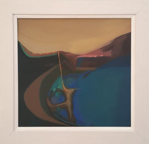 Northern Coast V by Stephen Stott <br>Painting