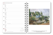 Load image into Gallery viewer, Impressionism Deluxe Diary