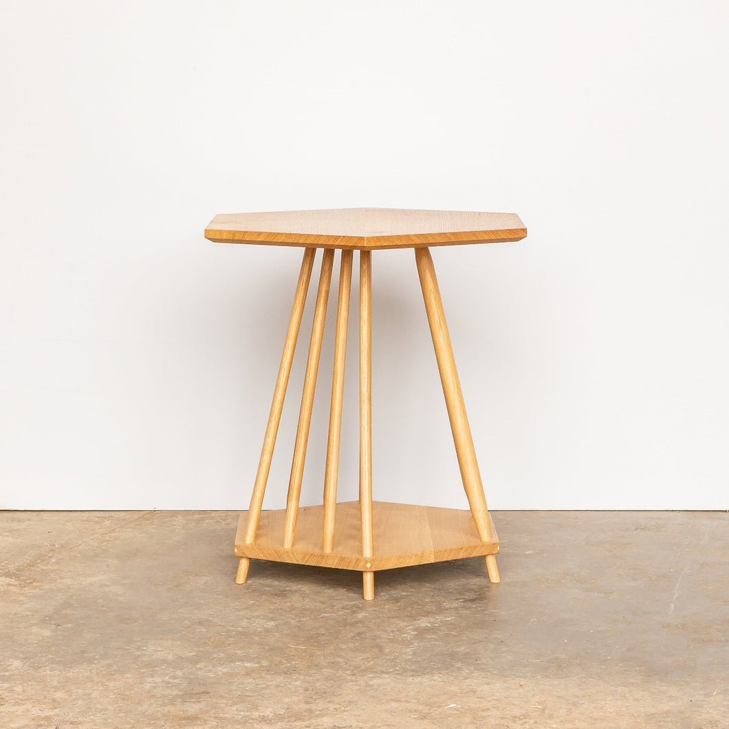 MIMA Side Table in Oak <br>by John Eadon