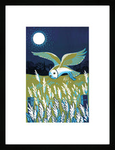 Load image into Gallery viewer, Owl on the Ees by Jo Wright <br>Limited Edition Print