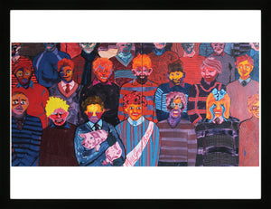 Where's Wally? by Katie Tomlinson <br>Limited Edition Print