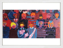 Load image into Gallery viewer, Where's Wally? by Katie Tomlinson <br>Limited Edition Print