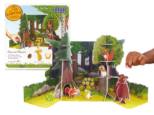 The Gruffalo Playset <br>by PlayPress