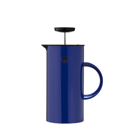EM Press Coffee Maker Ultramarine