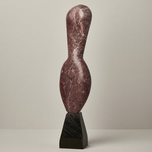 Red Woman by Ane Freed-Kernis <br>Sculpture