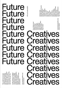 Future Creatives 2020 Posters