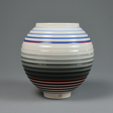 Load image into Gallery viewer, OPot - Moon Jar by Jin Eui Kim <br>Ceramic