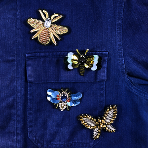 Insect Brooch