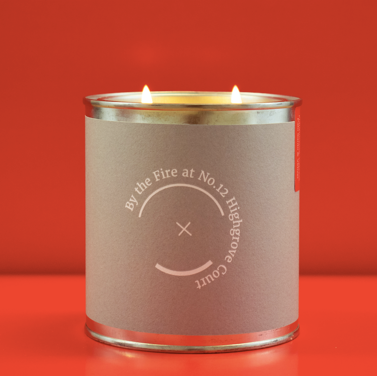 Essential Oil Candle <br>by McKinley & Paget