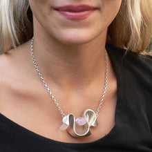 Load image into Gallery viewer, Curve Necklace <br>by StudioRed49