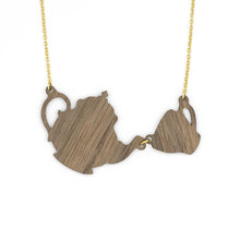 Load image into Gallery viewer, Tea Time Necklace